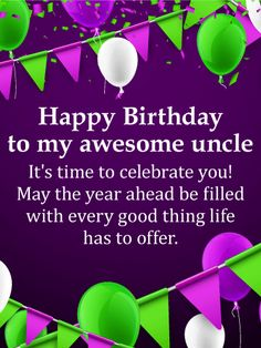 54 best birthday cards for uncle images on pinterest in 2018 happy birthday wishes card for uncle to loved ones on birthday greeting cards by davia m4hsunfo