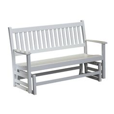 Hinkle Chair Company Plantation Porch Glider Bench & Reviews | Wayfair Supply