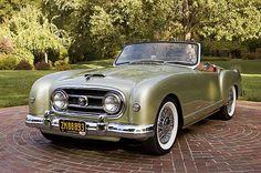1953 Nash Healey Roadster
