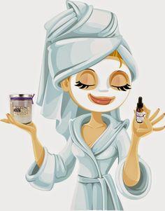 Emz Blendz Soap Co.: DIY A Spa-Quality Facial At Home. How to do your own spa facial at home.