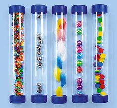 Giant Sight & Sound Tubes at Lakeshore Learning Dream Classroom Sensory Tubs, Sensory Boards, Sensory Bottles, Baby Sensory, Sensory Activities, Infant Activities, Sensory Play, Activities For Kids, Sensory Rooms