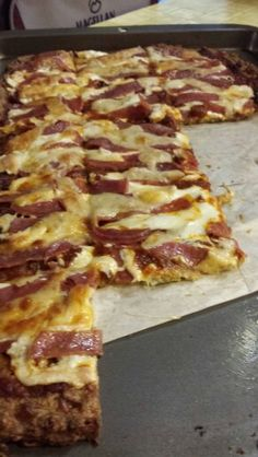 wheat belly pizza crust with whole food ingredients