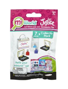 Mi World™ Justice Makeup Collector Pack