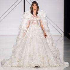 Top 15: os vestidos de noiva dos desfiles da Alta-Costura 2017