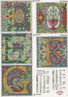 Celtic Alphabet - (2) Gallery.ru / Foto # 2 - Piani 4 - muha-cc 2