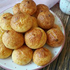 Betti gluténmentes konyhája: Sajtos pufi,sajtfánk