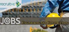 Engineering and Construction Jobs in Recruit ME in UAE, Dubai Visit jobsingcc.com for more info @ http://jobsingcc.com/engineering-construction-jobs-recruit/