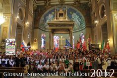 2012 Festival del Folklore VELLETRI Roma  http://www.sbandieratorivelletri.it