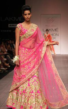 Bhairavi Jaikishan #pink #gold