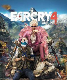 Far Cry 4 X One Piece Crossover, Dressrosa Arc, Doflamingo