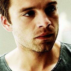 Sebastian Stan.... omnomnom?