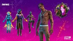 """Rapper Travis Scott is hosting five concerts inside of Fortnite over the next three days. Here's what you need to know to watch the shows. You can also buy Travis Scott-themed cosmetics from the in-game shop if you want to cop some """"merch. Nintendo Switch, Kid Cudi, Playstation, Travis Scott Konzert, Call Of Duty, Live Music, New Music, Xbox One, Concerts"""