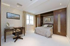 Bedroom luxury     #luxury #bedroom #interiordesign #bespokebuild #renovation #redevelopment #basementbuild #builders #bedroominspo #property #construction #london #spareroom Spare Room, Bedroom Inspo, Luxurious Bedrooms, Bespoke, Oversized Mirror, Construction, London, Interior Design, Luxury