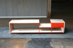 great stereo bench