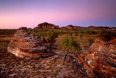 Stunning scenery in Purnululu National Park (Bungle Bungles)