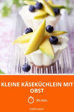 106 healthy No-Bake Cake-Recipes recipes with fresh and tasty ingredients. Try to prepare your No-Bake Cake recipe with EAT SMARTER! Fruit Recipes, Cake Recipes, Dessert Recipes, Summer Desserts, Easy Desserts, Superfood, Cupcakes, Tasty, Cooking