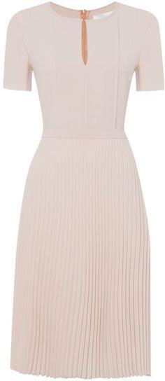 Hugo Boss Diblissea Pleated Skirt Occasion Dress