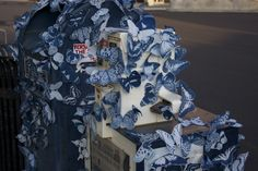 Tasha Lewis: Guerrilla Sculpture | Junkculture