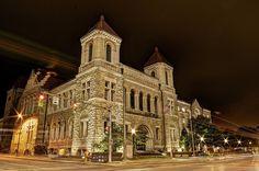 Old Kanawha County Courthouse