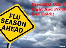 Essential Oils for Flu