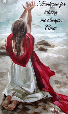Thank you Jesus Christ for guiding me loving me choosing me its a honor Christian Paintings, Christian Art, Christian Quotes, Bible Art, Bible Verses, Jesus E Maria, Jesus Painting, Christian Pictures, Bride Of Christ