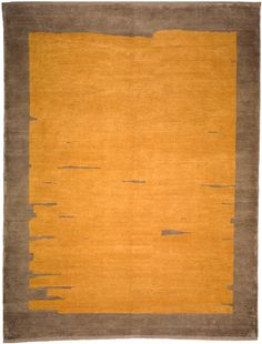 Etch | Christopher Farr By Kate Blee Conf 552 Size 3.66 × 2.74m (12' × 9') Weave Hand knotted Materials Handspun, Anatolian wool & mohair rug