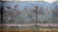Painted Garden, Villa of Livia