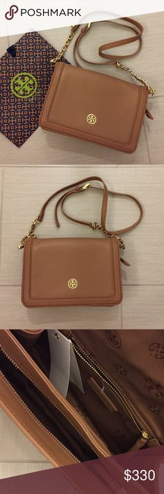 Tory Burch crossbody bag Brand NEW and NO trades please Tory Burch Bags Crossbody Bags