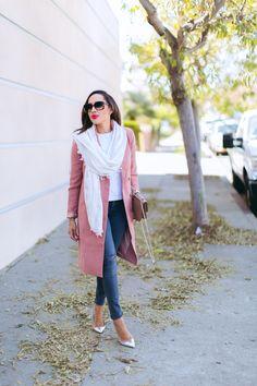 A Keene Sense of Style in Hudson Nico Skinny Jeans