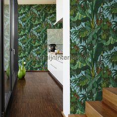 In de jungle 95898-1   behang Dekora Natur 6 van AS Creation   kleurmijninterieur.nl