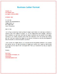 Business organization letter format letter template pinterest pics photos formal business letter format sample templates amp examples template lab best free home design idea inspiration altavistaventures Images