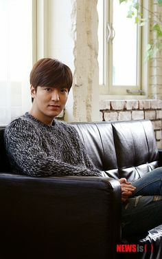 Lee Min Ho - Media Interview - 15.01.2015