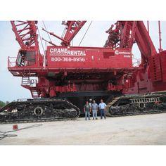 Manitowoc 31000 large capacity crawler Crane