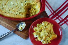 Holiday Corn Spoonbread
