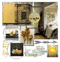 Timeless Classics by jarmgirl on Polyvore featuring By Charlotte, 1928, vintage, etsy, handmade, etsygifts and shopetsy