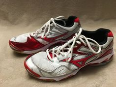 mizuno womens volleyball shoes size 8 x 1 jacket macys cm