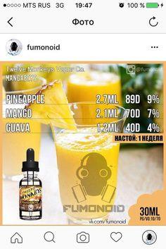 Fumonoid | Самозамес | Vape | Уголок Вэйпера