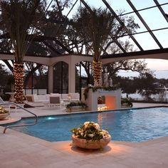 Outdoor Inspiration Stunning Design Ideas For Fireplaces By The Pool Indoor Pool Design Luxury Pools Pool Houses