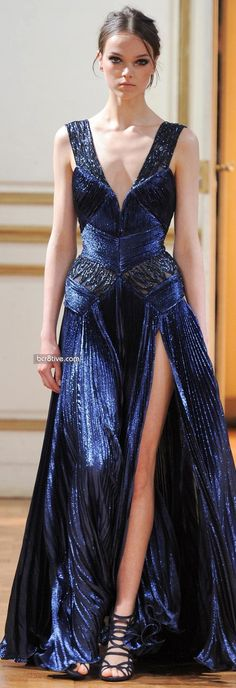 Zuhair Murad Fall Winter 2013-14 Haute Couture ...