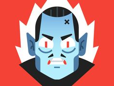 """Check out this @Behance project: """"Monster Squad for Sticker.Place"""" https://www.behance.net/gallery/48416149/Monster-Squad-for-StickerPlace"""