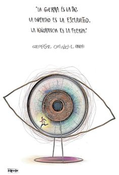 Ilustrado - 03.05.2015 - lanacion.com Wise Quotes, Words Quotes, Motivational Quotes, Sayings, Love Is Comic, Surrealism Photography, New York Art, More Than Words, Paint Designs