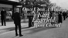 """""""Once Upon A Time..."""" by Karl Lagerfeld"""