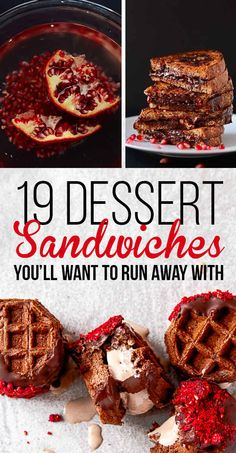 19 Dessert Sandwiches That Just Want To Be Loved