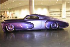Holden looks a little like this. George Barris Custom Cars | Herb Grasse - Herb Grasse Design Show Cars and Concepts Page 3