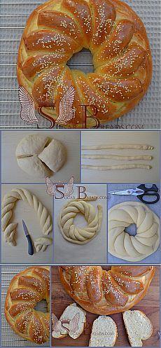Калач | Sugar & Breads in Russia