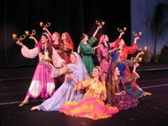 The Ten Virgins ballet Dance, Mesa, AZ Easter Pageant