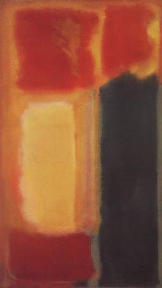 Mark Rothko, Untitled, 1946, Oil on canvas