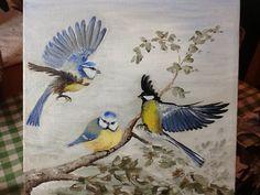 'Birds' by Britt-Helen.  I think its Done now.