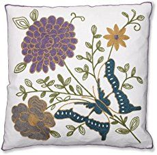 Purple throw pillows have always been my favorite type of  home décor accent to use in both my bedroom and living room.  Especially true when it comes to abstract  purple accent pillows and purple floral throw pillows like these.  Purple home décor has always been trendy,  enchanting and a powerful way to make a bold statement.  #purple #homedecor #pillows      Purple Accent Pillows - XpressionPortal