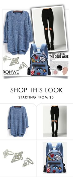 """""""ROMWE 7"""" by melisa-hasic ❤ liked on Polyvore"""